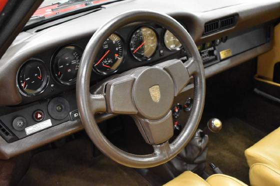 1984 Porsche 930 Turbo Slant Nose