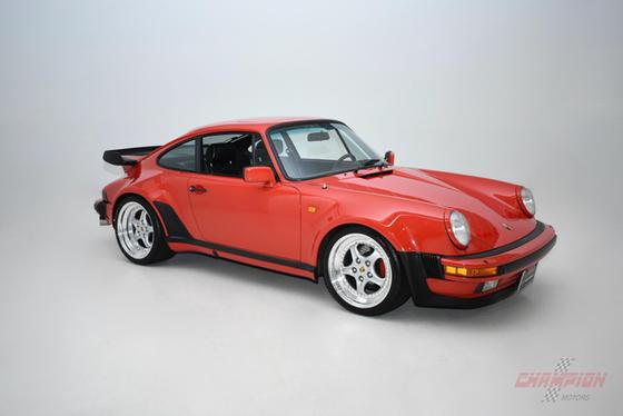 1984 Porsche 930 Turbo:21 car images available