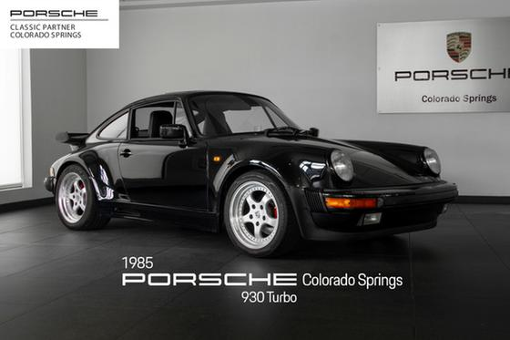 1985 Porsche 930 Turbo:24 car images available