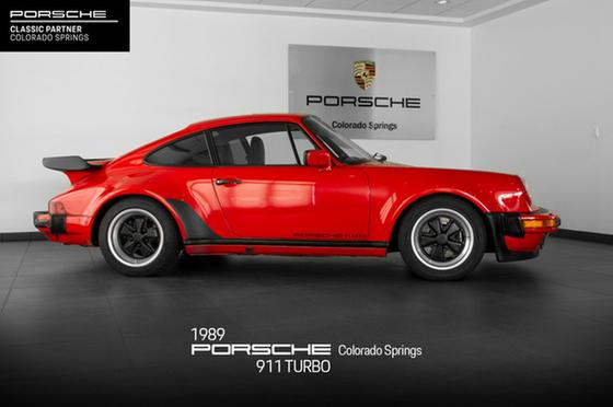 1989 Porsche 930 Turbo:24 car images available