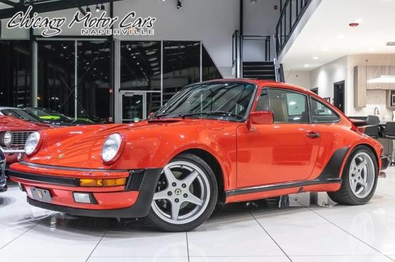 1987 Porsche 930 Turbo:24 car images available