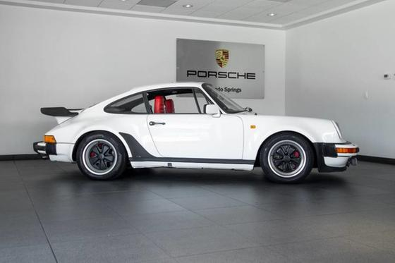 1982 Porsche 930 Turbo:24 car images available
