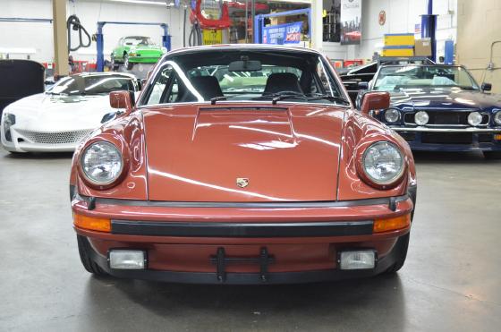 1978 Porsche 930 Turbo