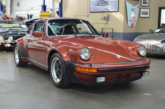 1978 Porsche 930 Turbo:12 car images available