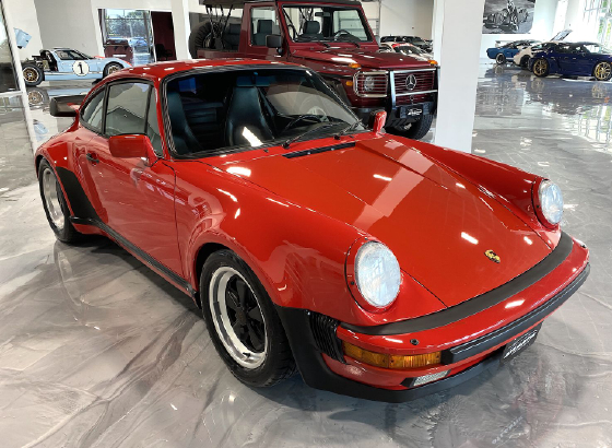 1987 Porsche 930 Turbo:6 car images available
