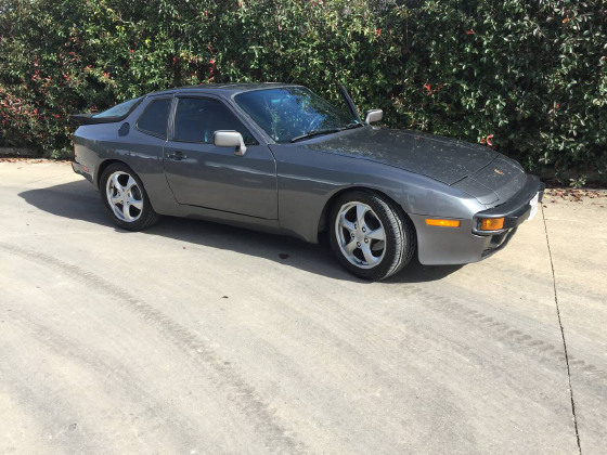 1985 Porsche 944 :5 car images available