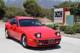 1984 Porsche 944 :24 car images available