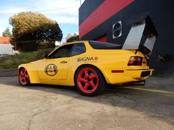 1986 Porsche 944 Race Car