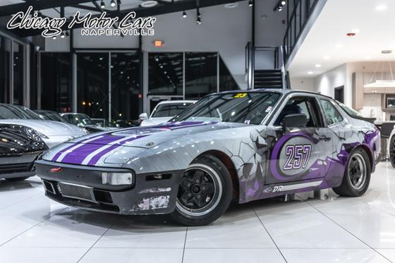 1984 Porsche 944 Race Car:24 car images available