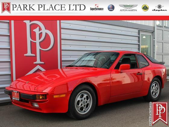 1987 Porsche 944 S:24 car images available