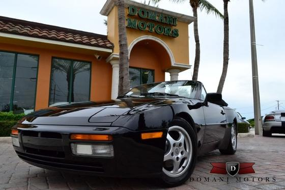 1990 Porsche 944 S2 Cabriolet:24 car images available
