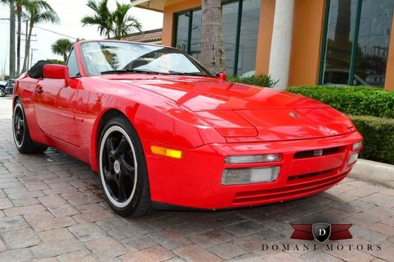 1991 Porsche 944 S2 Cabriolet:24 car images available
