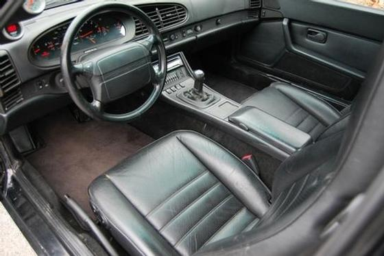 1989 Porsche 944 Turbo S