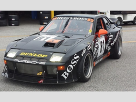 1984 Porsche 944 Turbo:7 car images available