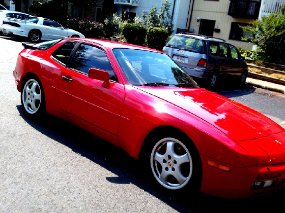 1986 Porsche 944 Turbo:6 car images available