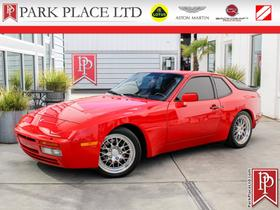 1986 Porsche 944 Turbo:24 car images available