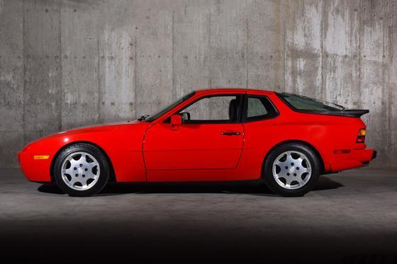 1989 Porsche 944 Turbo