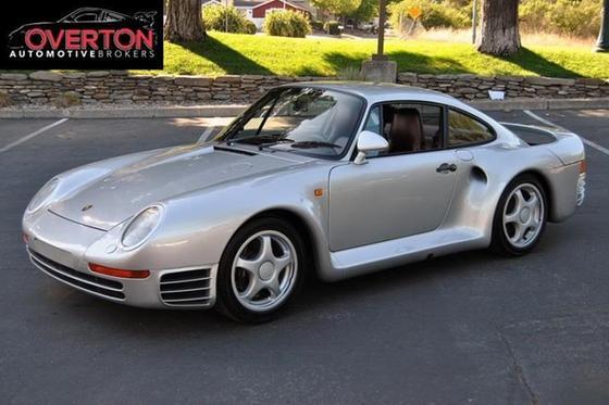 1987 Porsche 959 Komfort:24 car images available