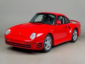1988 Porsche 959 Sport:12 car images available