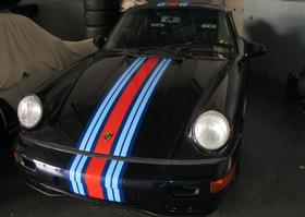1992 Porsche 964  : Car has generic photo