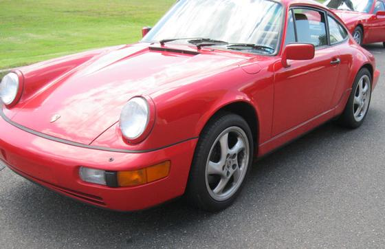 1990 Porsche 964  : Car has generic photo