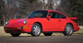 1990 Porsche 964 :15 car images available