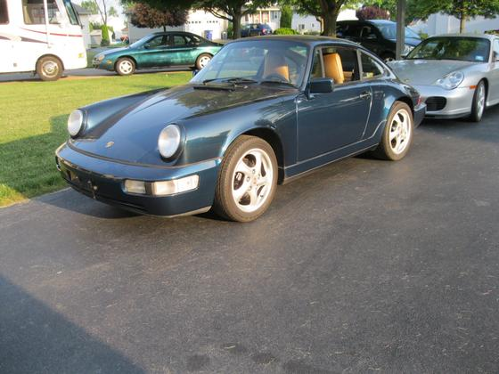 1991 Porsche 964 :4 car images available