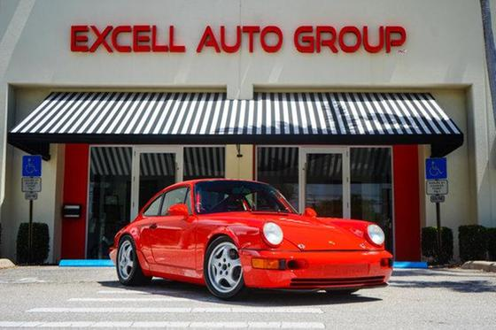 1992 Porsche 964 Cup Car:24 car images available