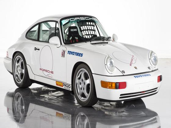 1992 Porsche 964 RS Cup:9 car images available