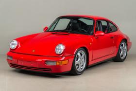 1992 Porsche 964 RS Touring:15 car images available