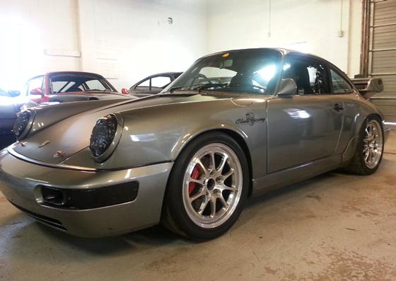 1990 Porsche 964 Race Car:4 car images available