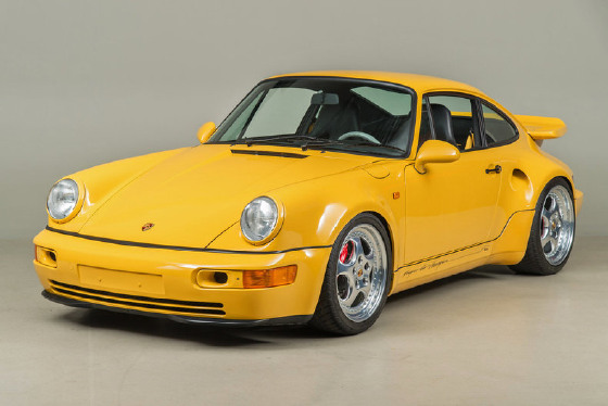 1993 Porsche 964 Turbo S:12 car images available