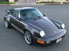 1991 Porsche 964 Turbo:14 car images available