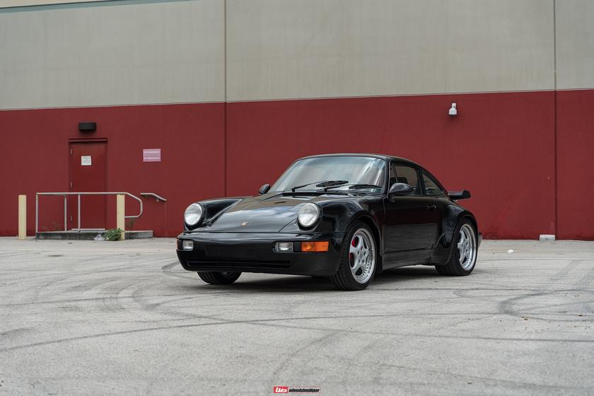 1994 Porsche 964 Turbo:24 car images available