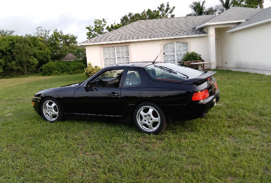 1992 Porsche 968 Coupe:3 car images available
