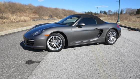 2014 Porsche Boxster :15 car images available