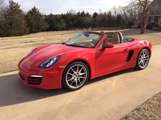 2014 Porsche Boxster :4 car images available