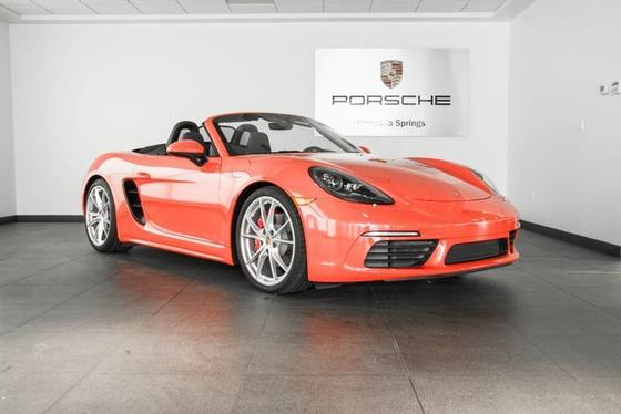 2017 Porsche Boxster :22 car images available