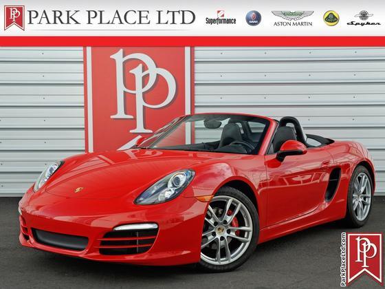 2014 Porsche Boxster :24 car images available