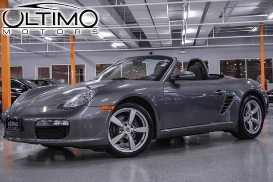 2008 Porsche Boxster :24 car images available