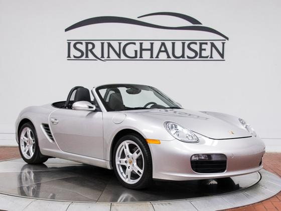 2007 Porsche Boxster :24 car images available
