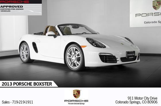 2013 Porsche Boxster :24 car images available