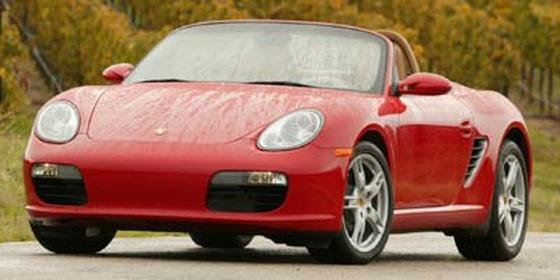 2007 Porsche Boxster  : Car has generic photo