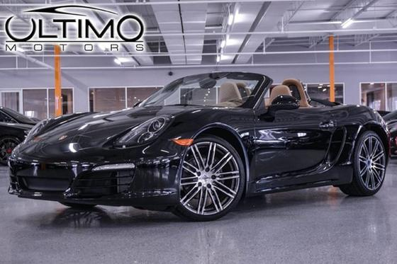 2016 Porsche Boxster :24 car images available