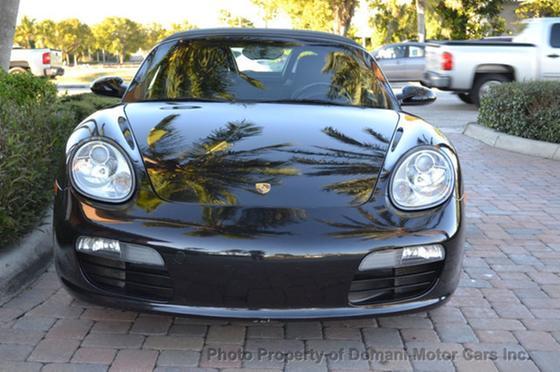 2005 Porsche Boxster
