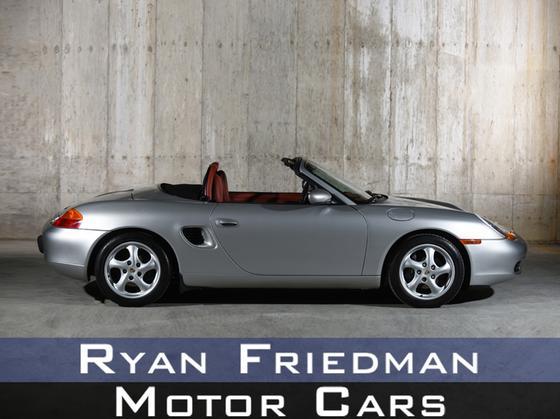 1999 Porsche Boxster :24 car images available