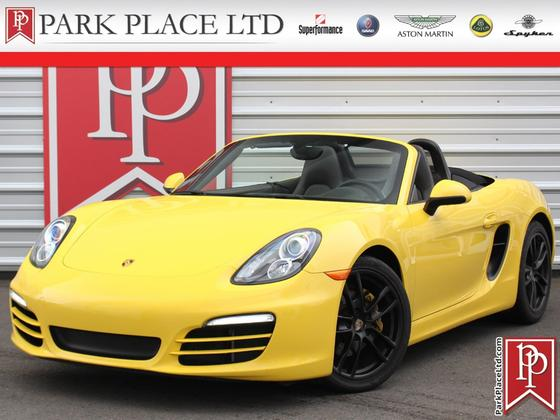 2013 Porsche Boxster :6 car images available
