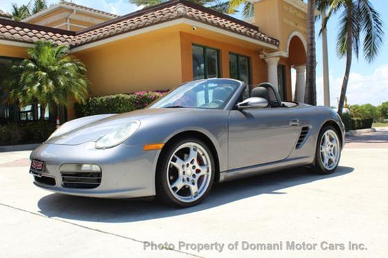 2005 Porsche Boxster :24 car images available