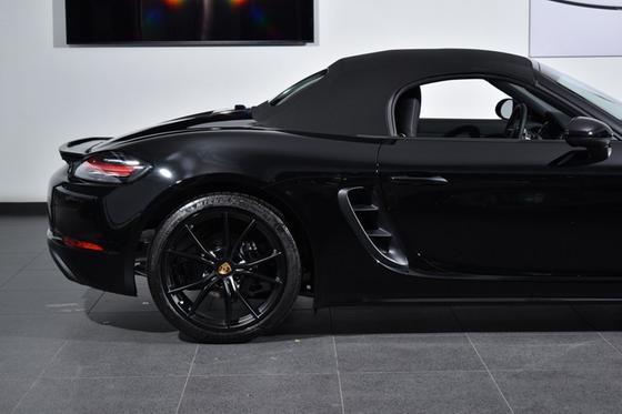 2019 Porsche Boxster