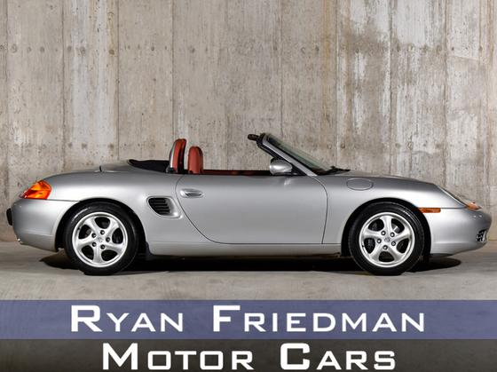 1997 Porsche Boxster :24 car images available